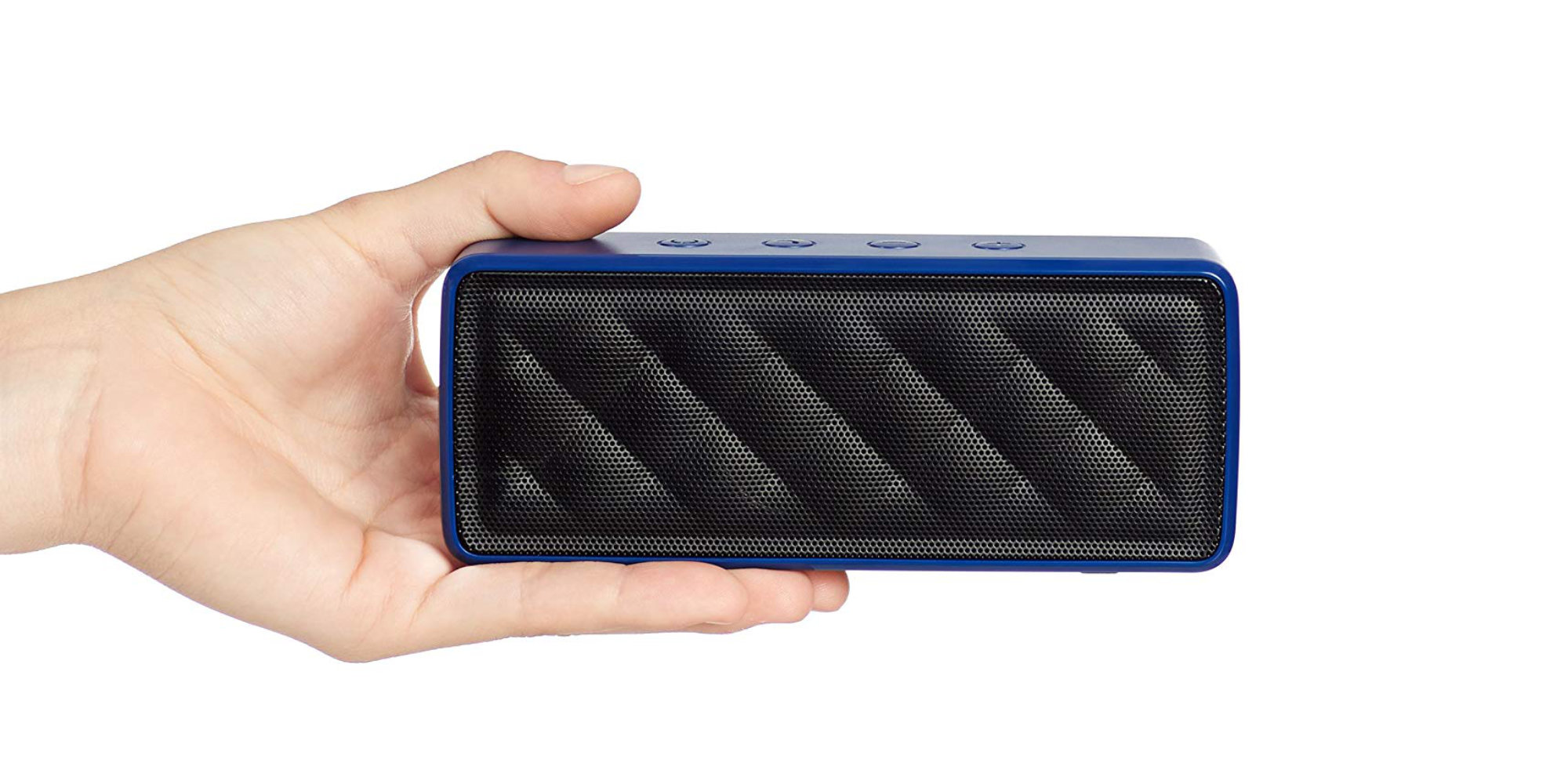 Crank up music or podcasts anywhere w/ Amazon's Bluetooth Speaker: $10 (Save 50%)
