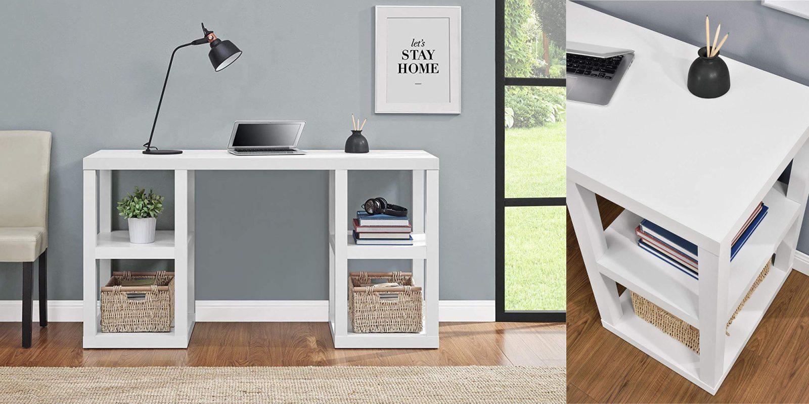 Grab the Ameriwood Deluxe Desk for Amazon's 2019 low of $103 shipped (Reg. $120)