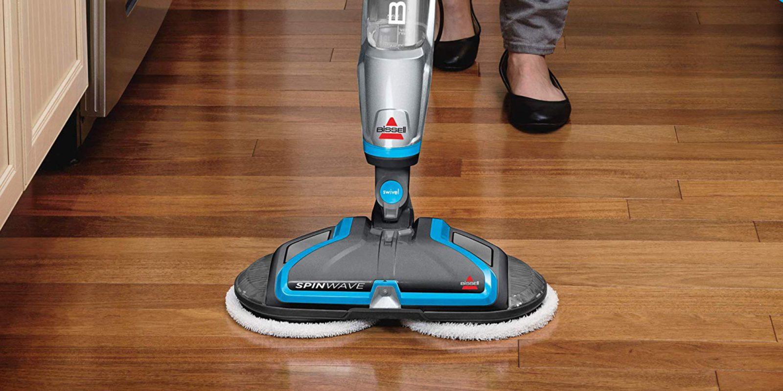 Make floors glimmer w/ Bissell's motorized Spinwave Plus Cleaner: $80 (Reg. $120)
