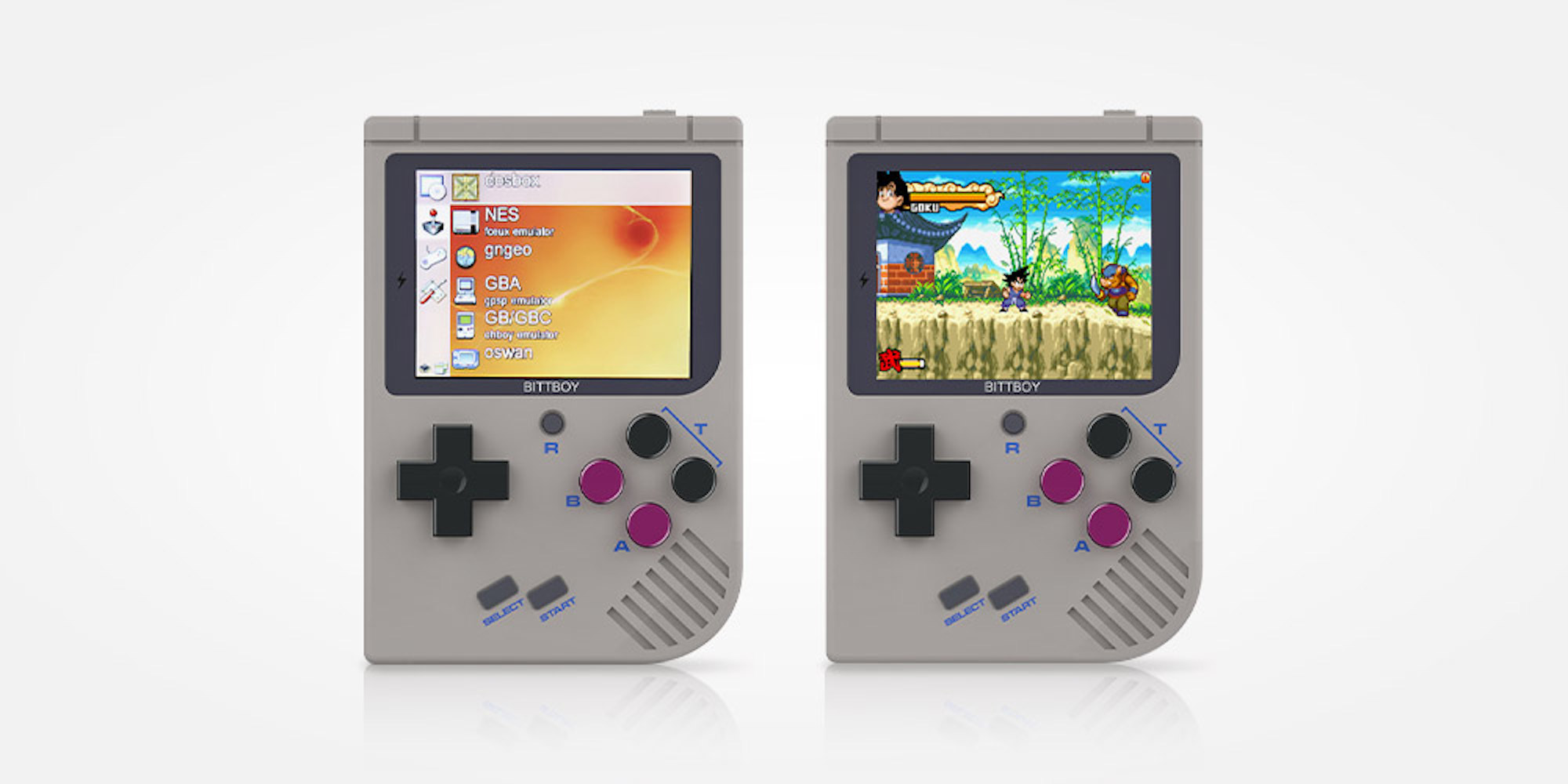 Play your favorite classic games anywhere with BittBoy, now $36