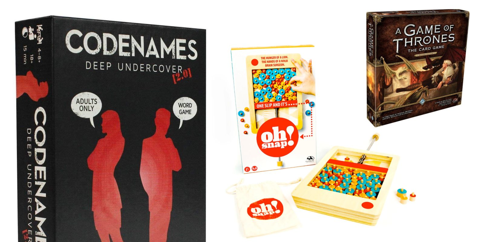 Boardcard Game Deals From 650 Codenames Sorry Game Of Thrones