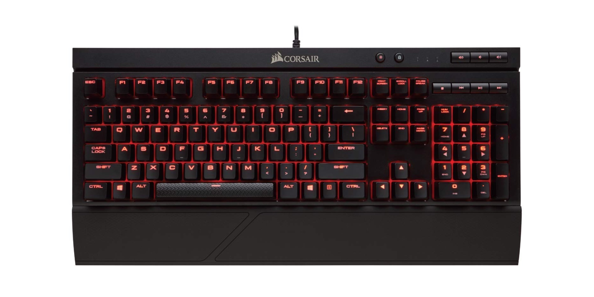 CORSAIR's K68 Mechanical Keyboard drops to new Amazon all-time low at $65 (Reg. $90)