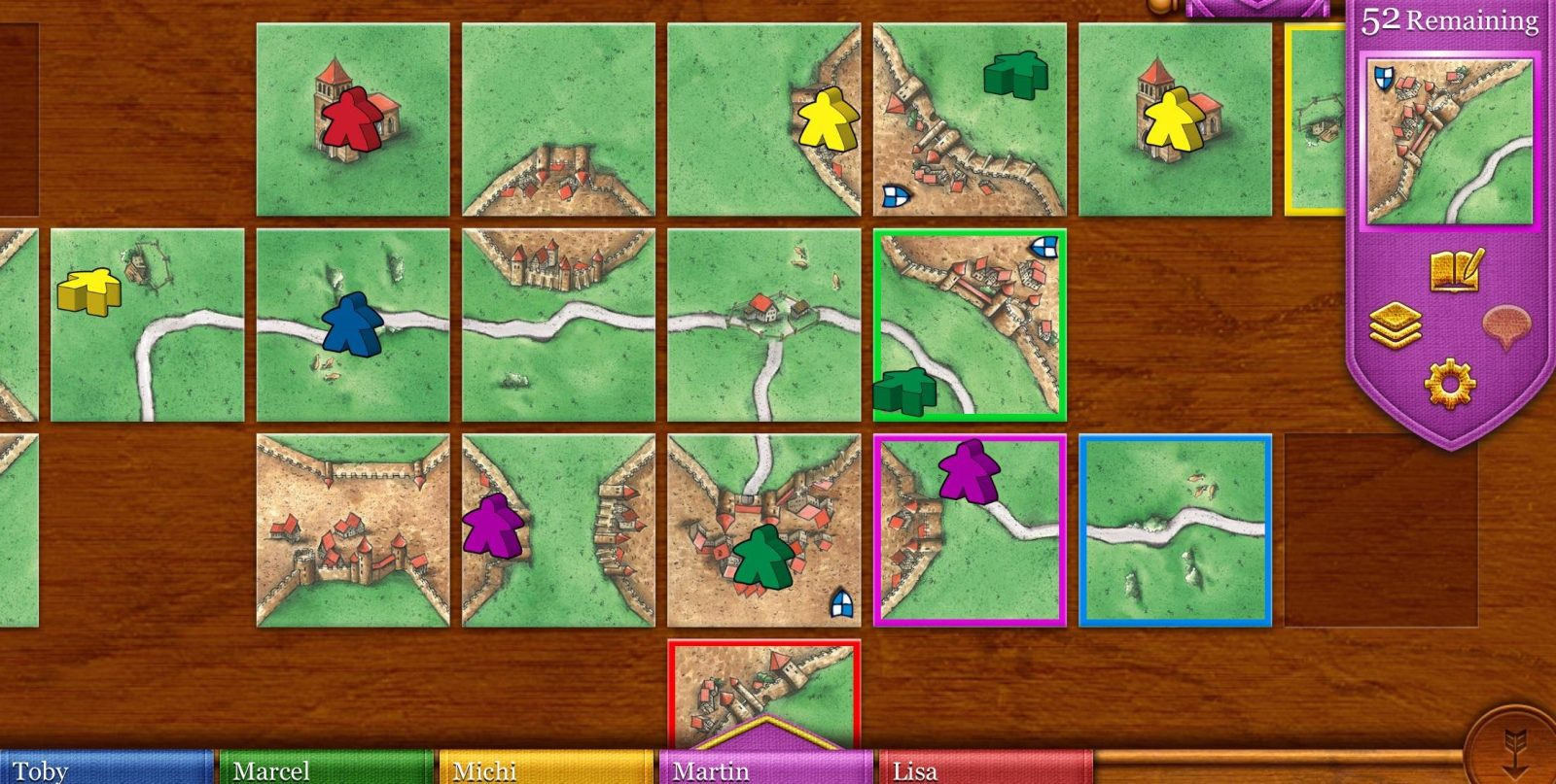 Classic board game Carcassonne hits lowest price in years on iOS: $5 (Reg. $10)