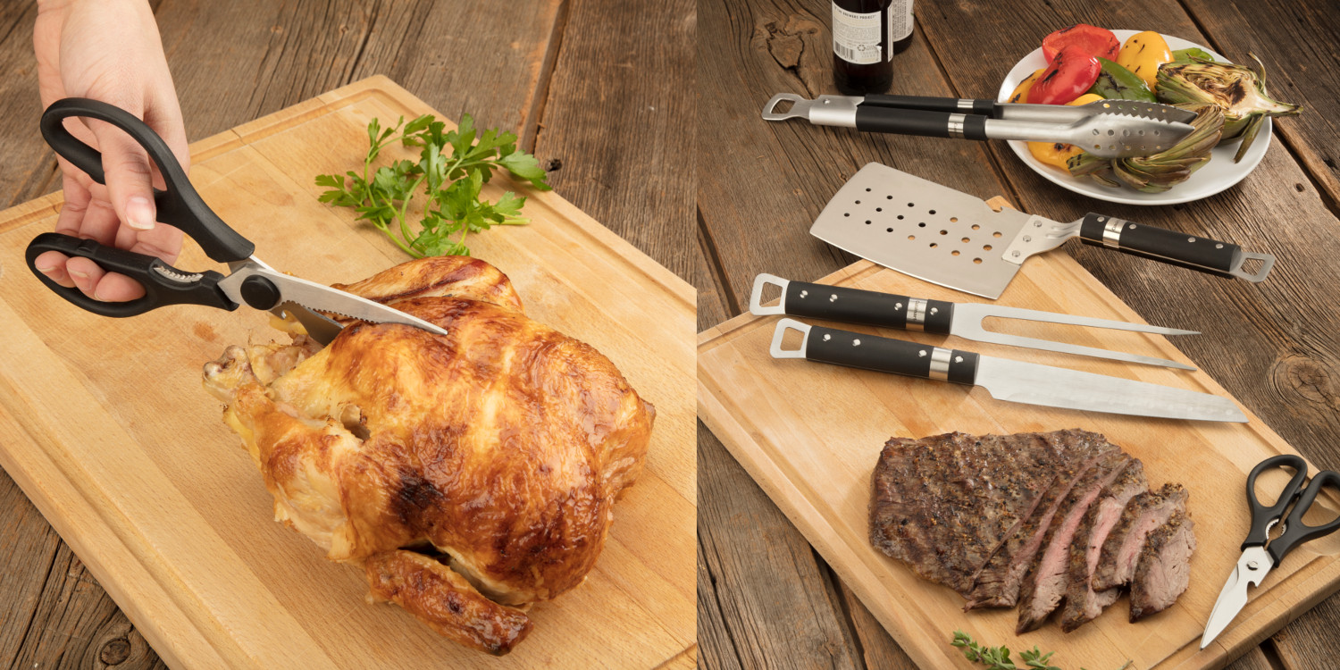 Refresh your BBQ utensils w/ Cuisinart's 5-Piece Grill Set for $15 (Reg. $25)