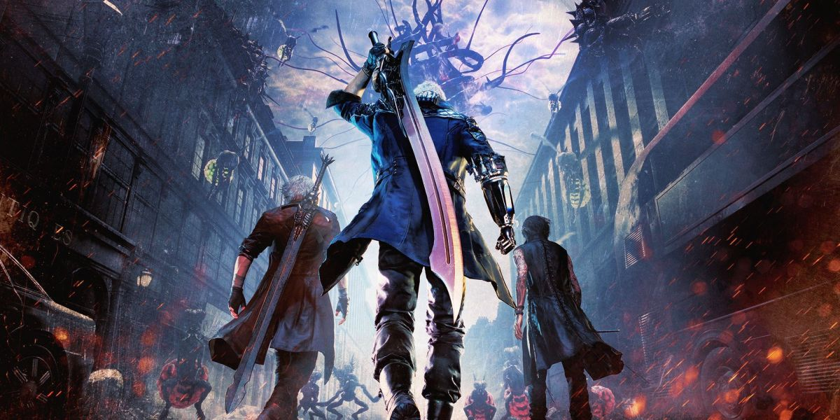 Devil May Cry 5 - Best Buy gift card game promotion
