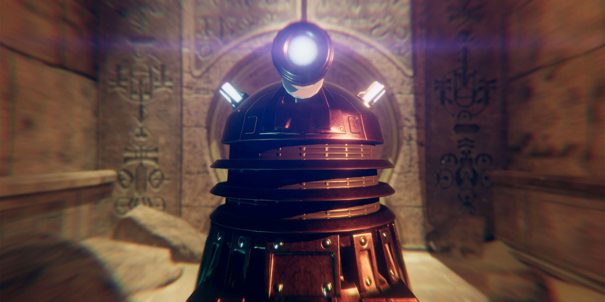 Doctor Who: The Edge of Time VR teaser trailer released, to be released in September