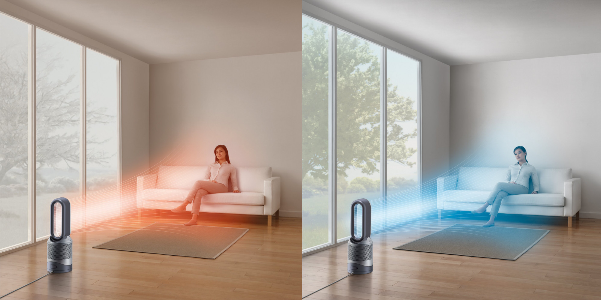 Dyson's Hot + Cool Fan heats, cools and purifies your home for $170 (Refurb, Orig. $500), more