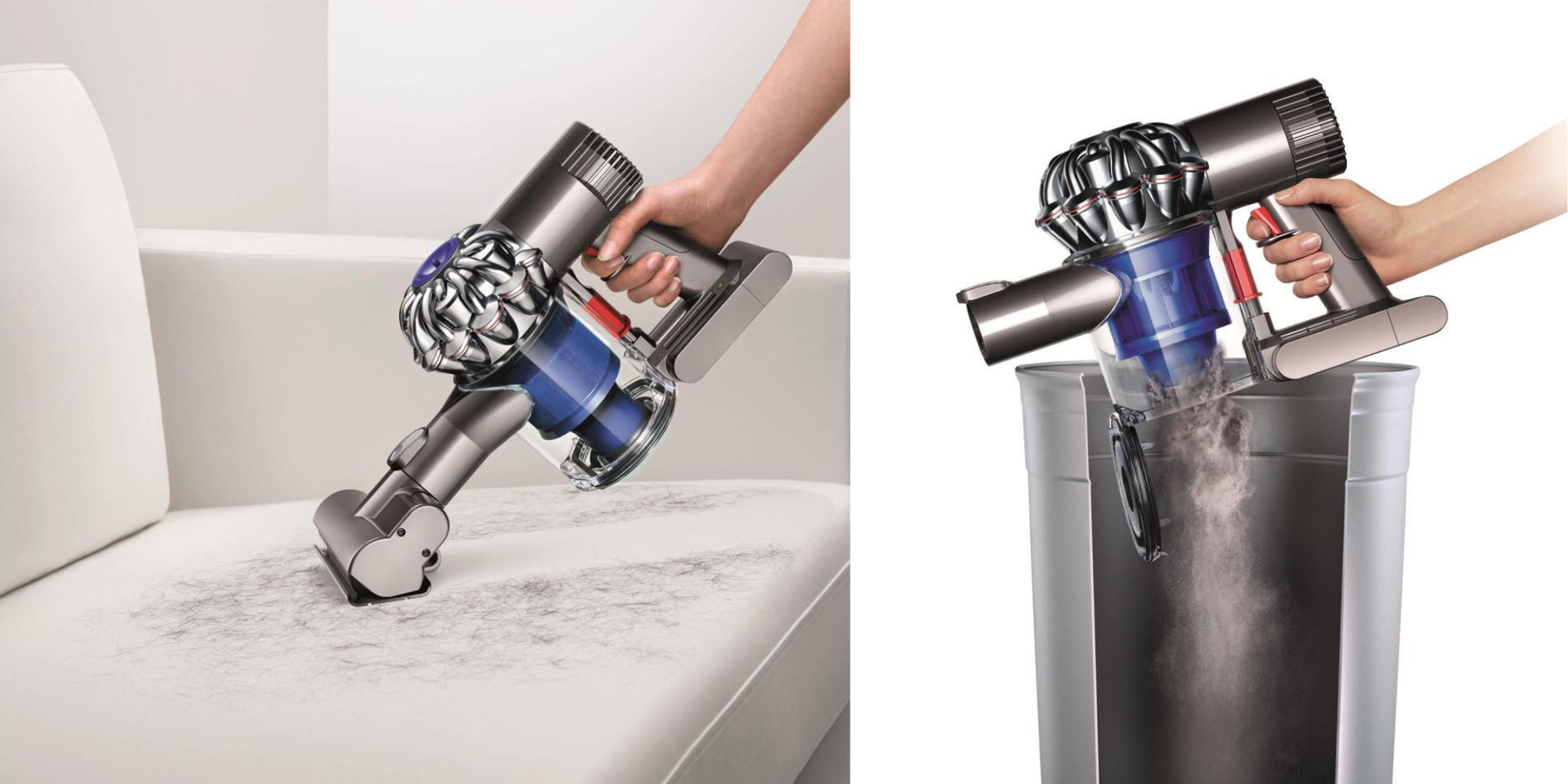 Dyson for $93.50? That's right, grab your V6 Trigger Max Handheld Vacuum today (Refurb, Orig. $249)