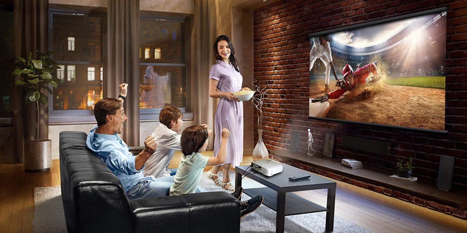 This Epson Home Cinema 1080p projector will supersize movies, games, more: $465 (Reg. $550+)
