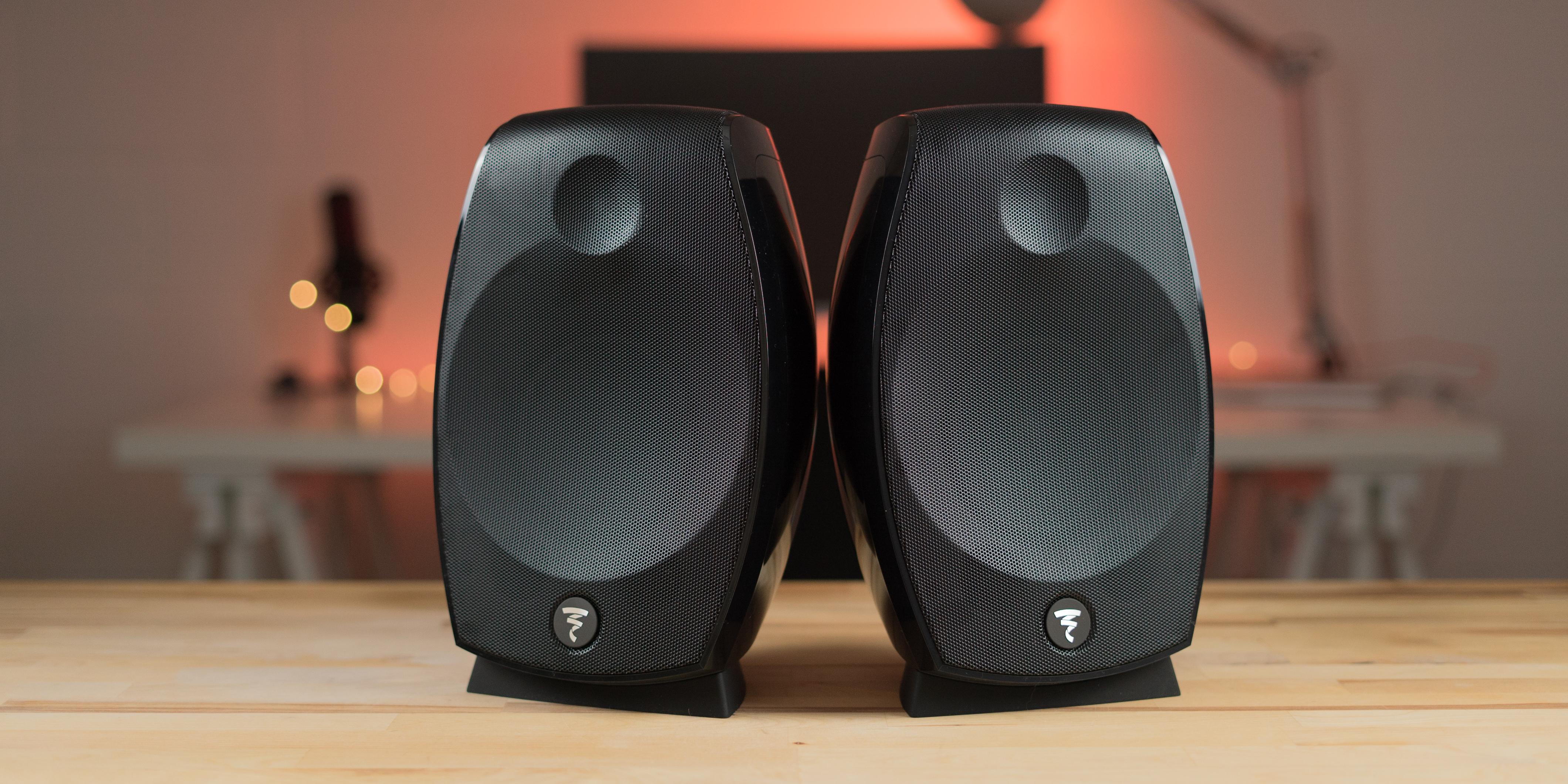 Focal Sib Evo Dolby Atmos speakers