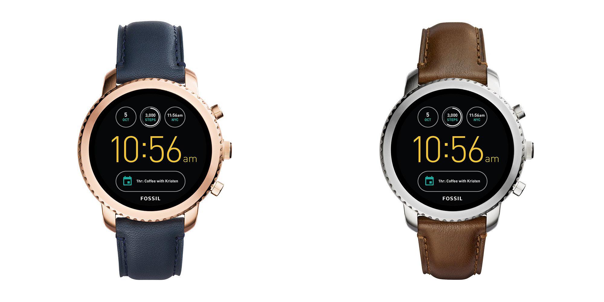 QnA VBage WearOS awaits w/ Fossil's Gen 3 Explorist Smartwatch for $156.50 (Reg. $180+)