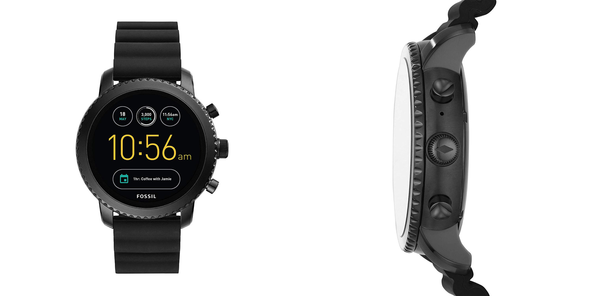 Fossil Q Gen 3 Explorist puts Google's Wear OS on your wrist for $179 shipped (Reg. $255)
