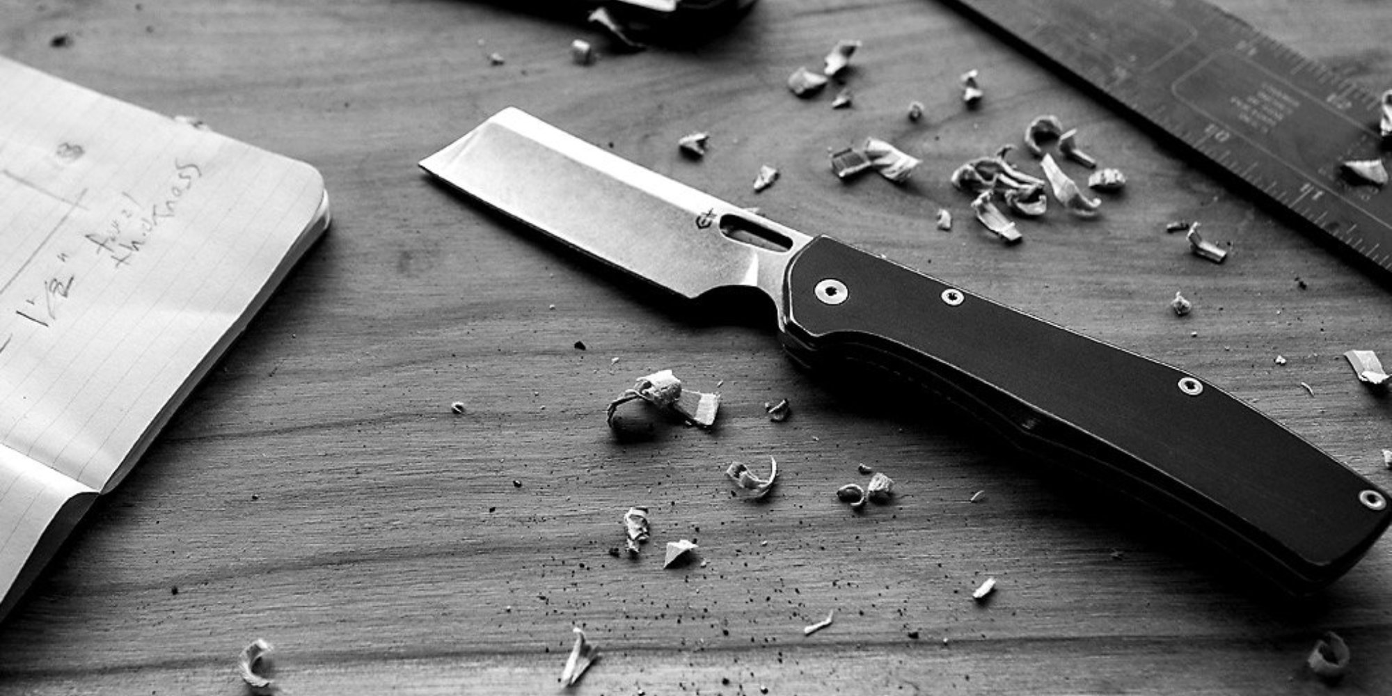 Gerber's Flatiron Folding Cleaver Pocket Knife drops to a new low of $23 (Save 35%)