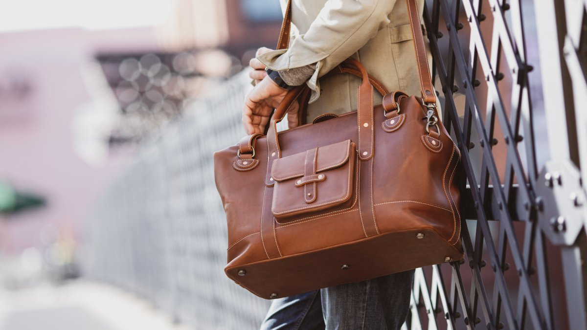 New leather MacBook bags arrive from Pad & Quill