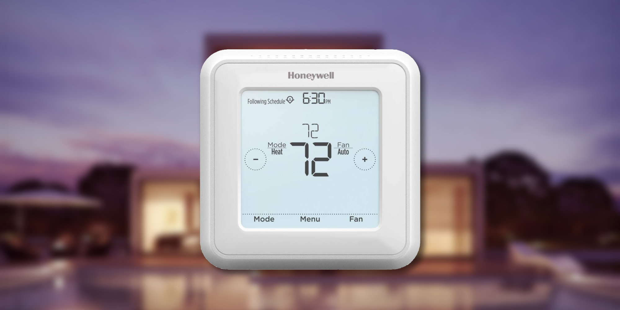 For $65, Amazon will ship Honeywell's Touchscreen Thermostat to your door (Reg. up to $90)