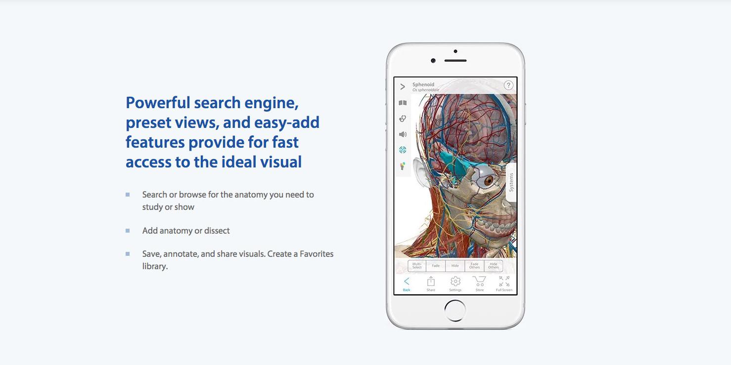 Today's Best iOS & Mac App Deals: Human Anatomy Atlas 2019
