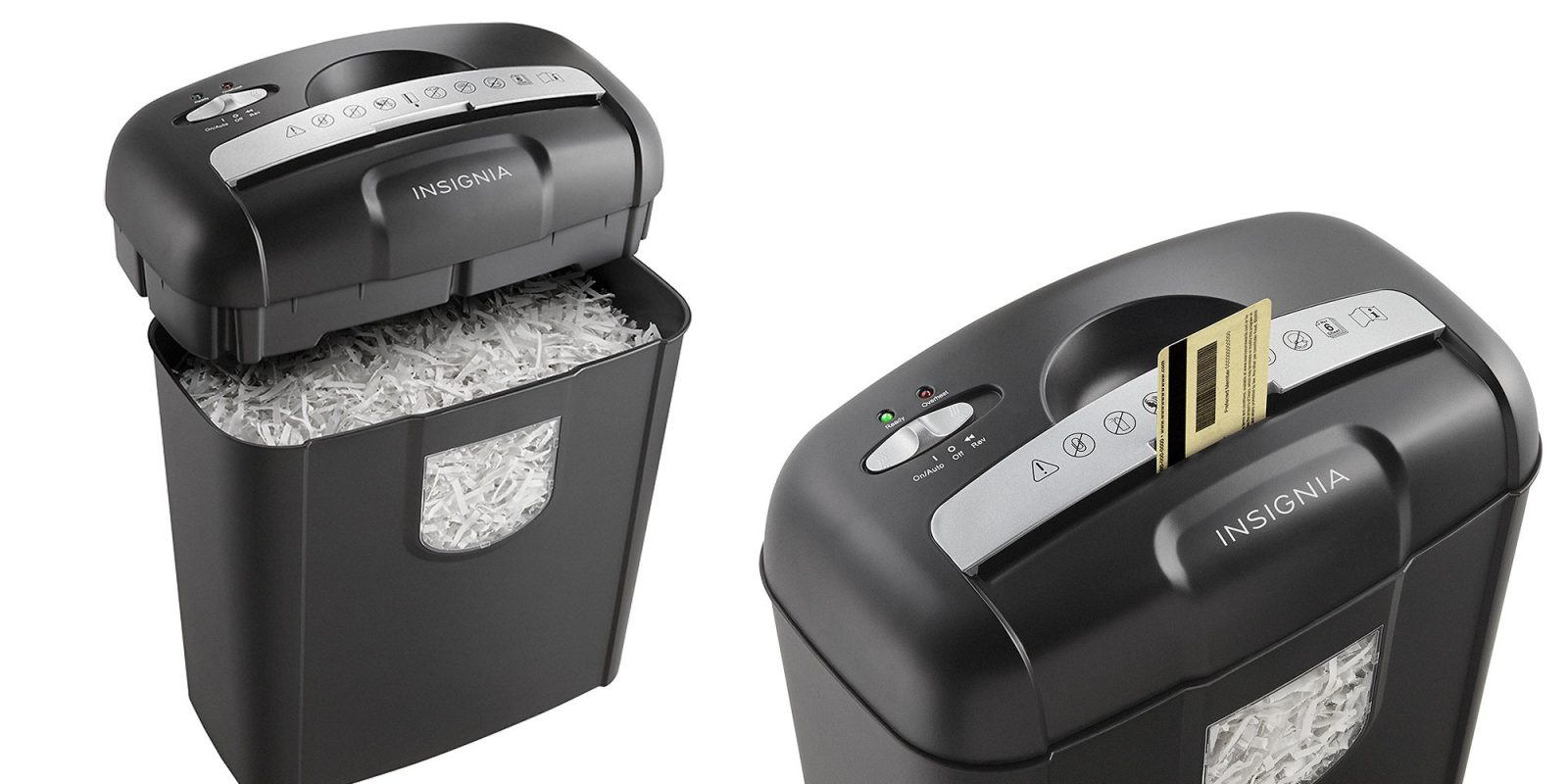 Paper/credit card shredders now up to $50 off for today only, deals from $24