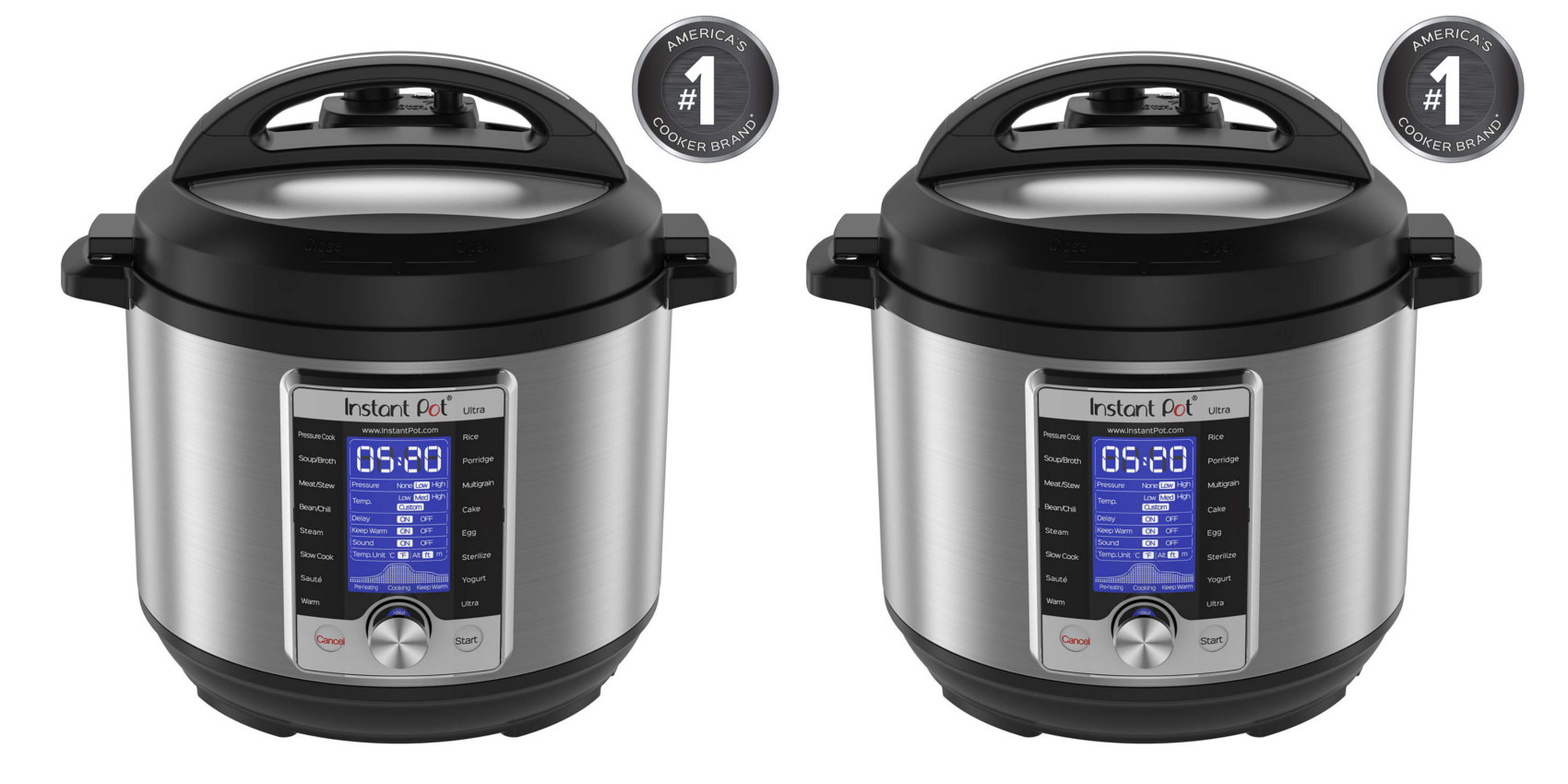 Put a 6-quart Instant Pot Ultra Multi Cooker in your kitchen for $99 shipped (Reg. $150)