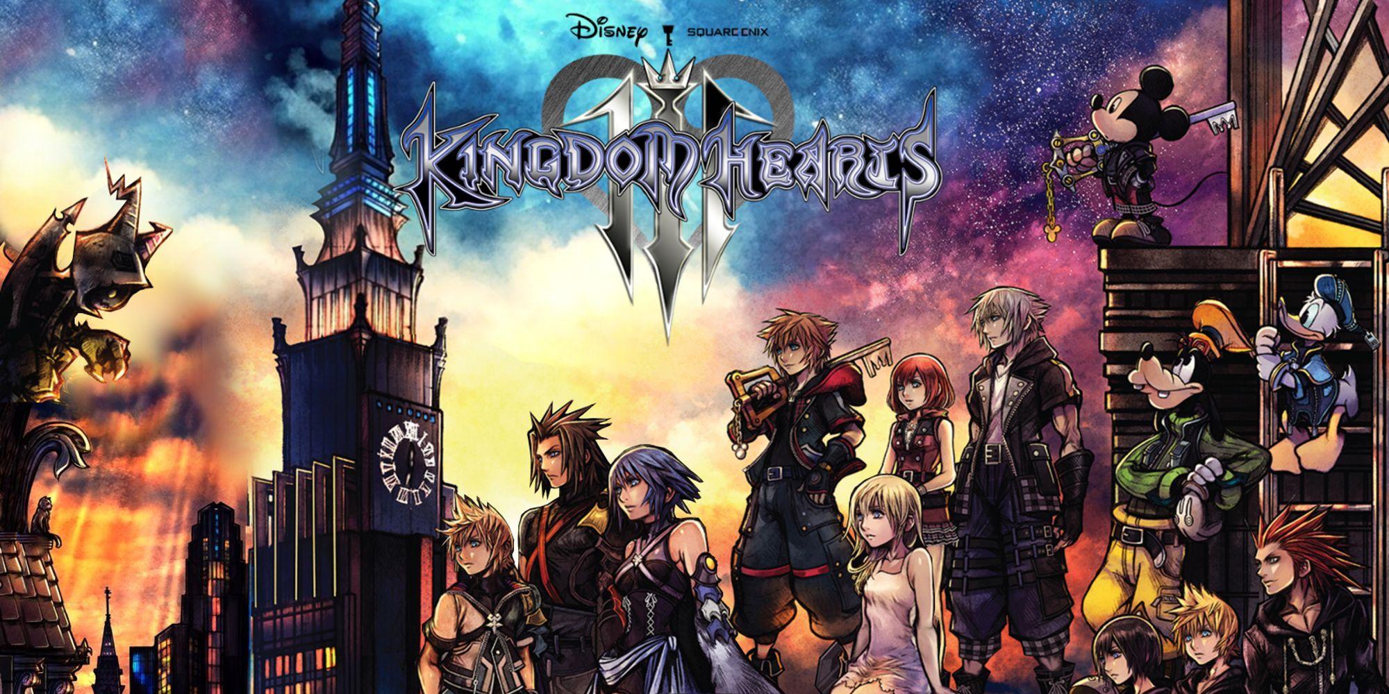 Today's Best Game Deals: Kingdom Hearts III $30, Rocket League $6.50, more