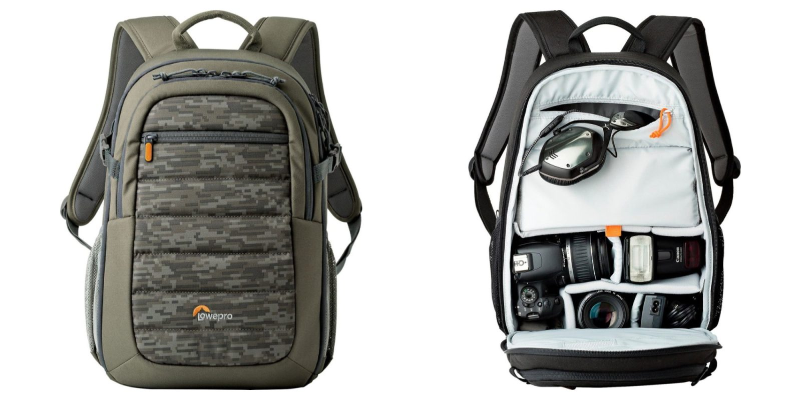 Lowepro's Tahoe Backpack is ready for an iPad, DSLR, lenses, and more: $32 (Reg. $50)