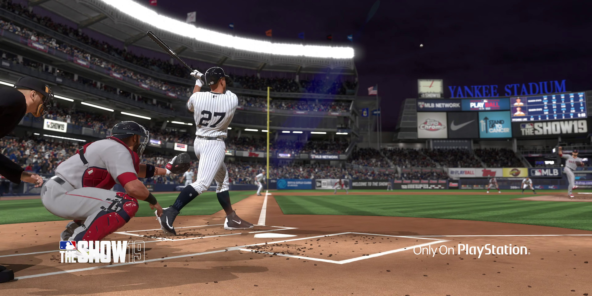 October PlayStation Plus free games: MLB The Show 19