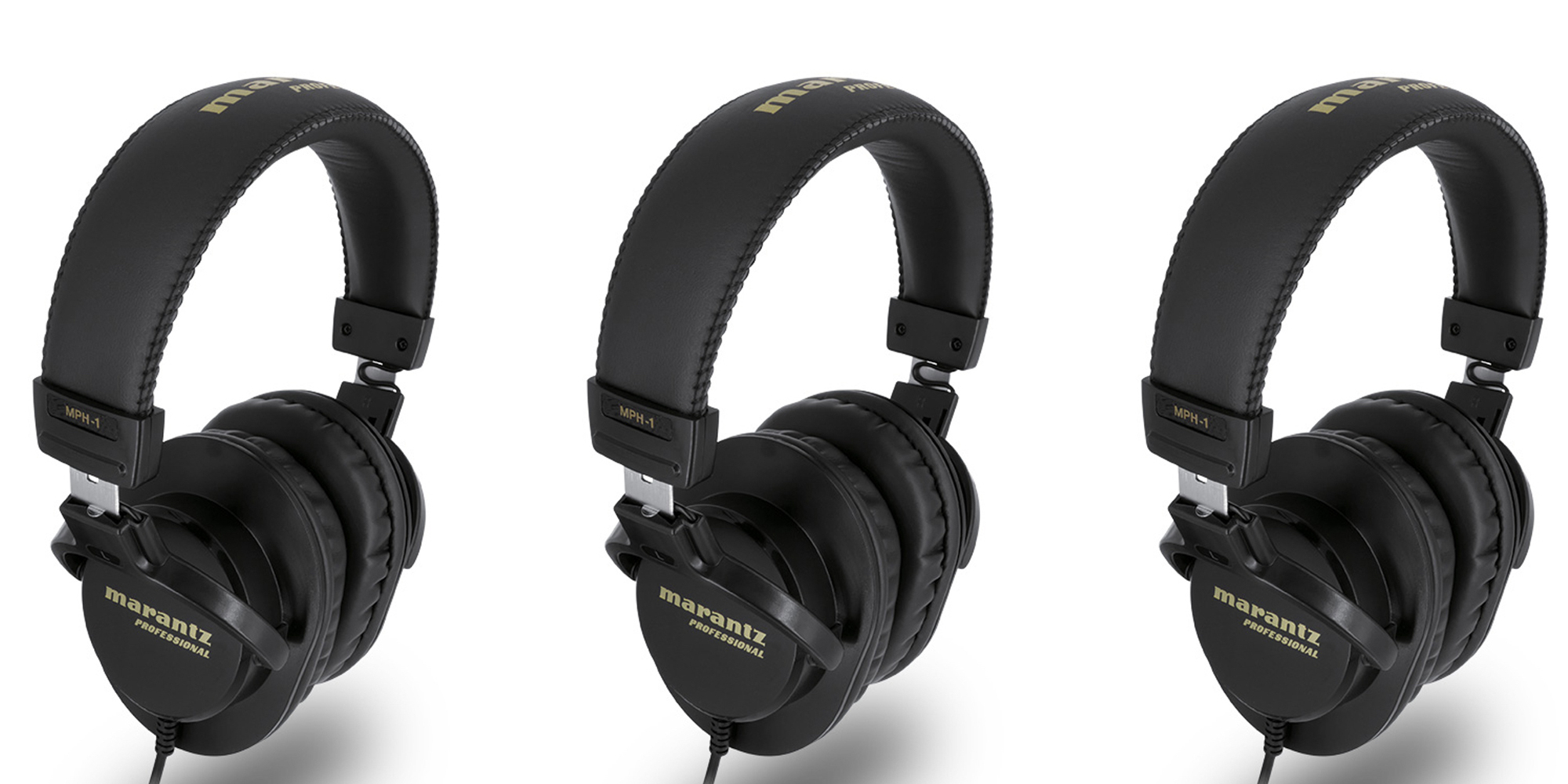 The Marantz Pro Studio Headphones get a massive 60% price drop: $30 (Today only, Reg. $70)