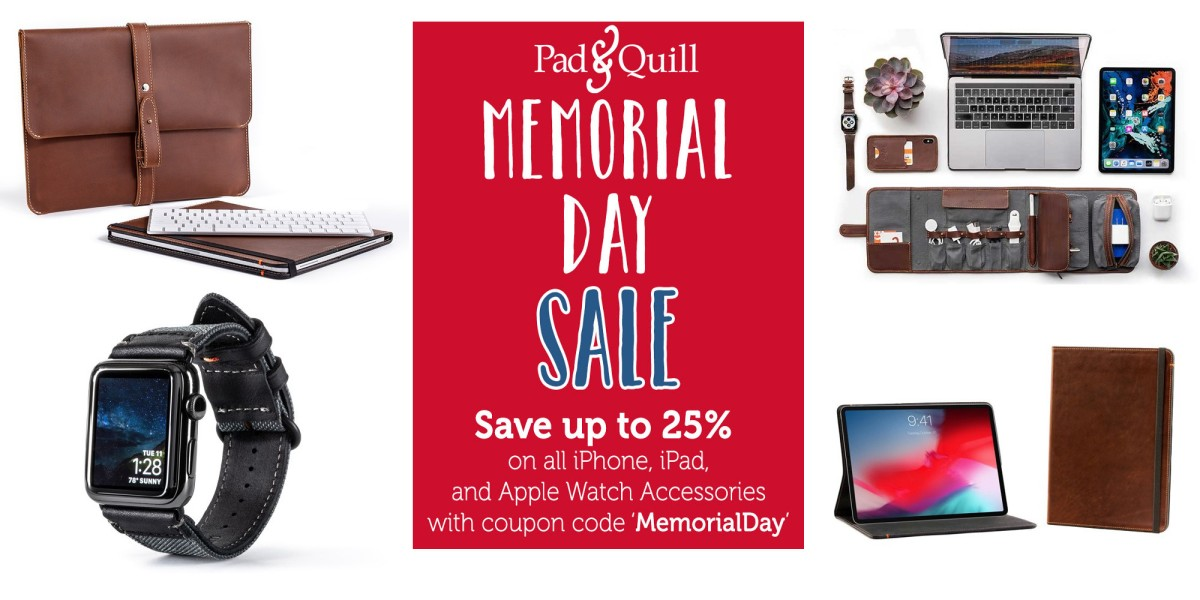 Memorial Day iOS accessories sale