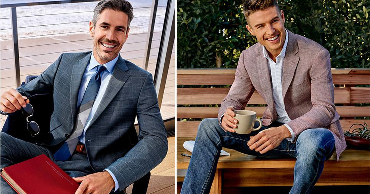 Men's Wearhouse takes up to 80% off top brands with deals from $32 shipped
