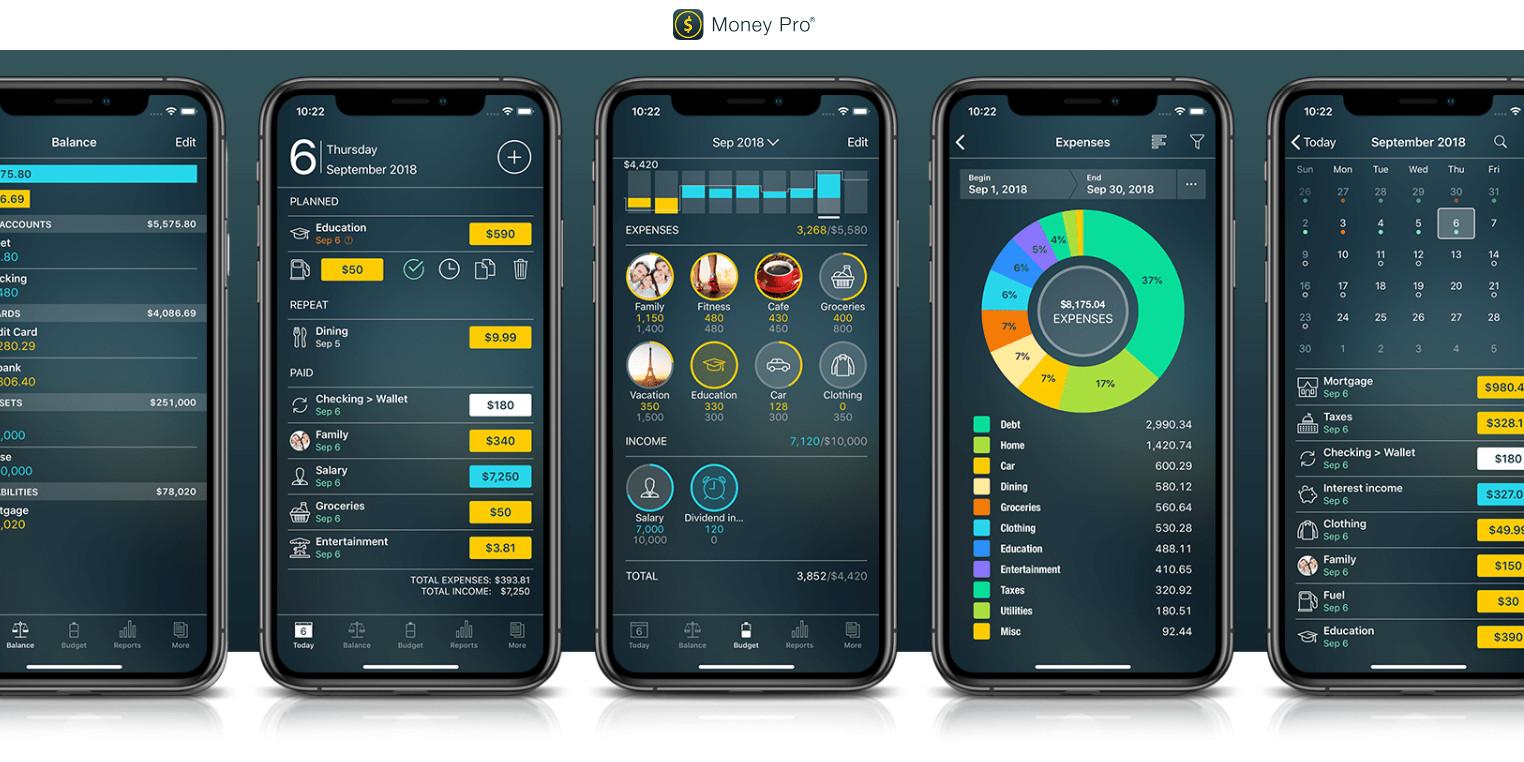 Today's Best iOS & Mac App Deals: Money Pro Personal Finance, Cosmic-Watch, more