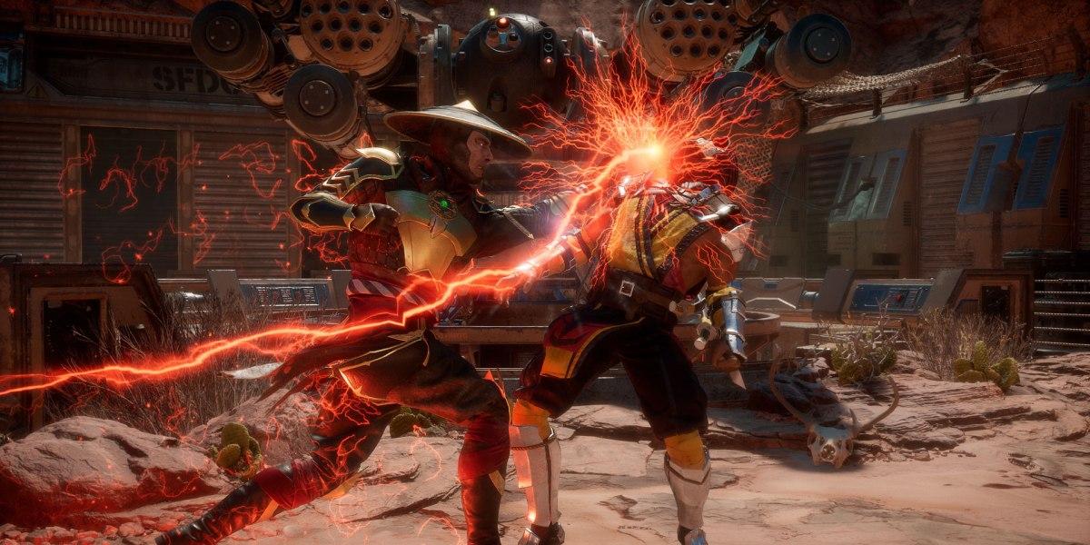 Mortal Kombat movie shooting this year
