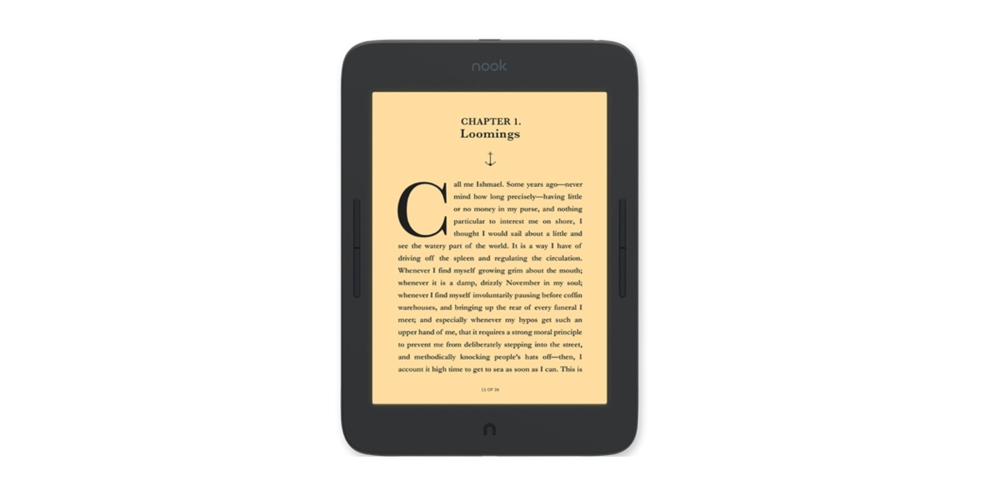 Barnes & Noble debuts its largest E-Ink Nook just in time for summer