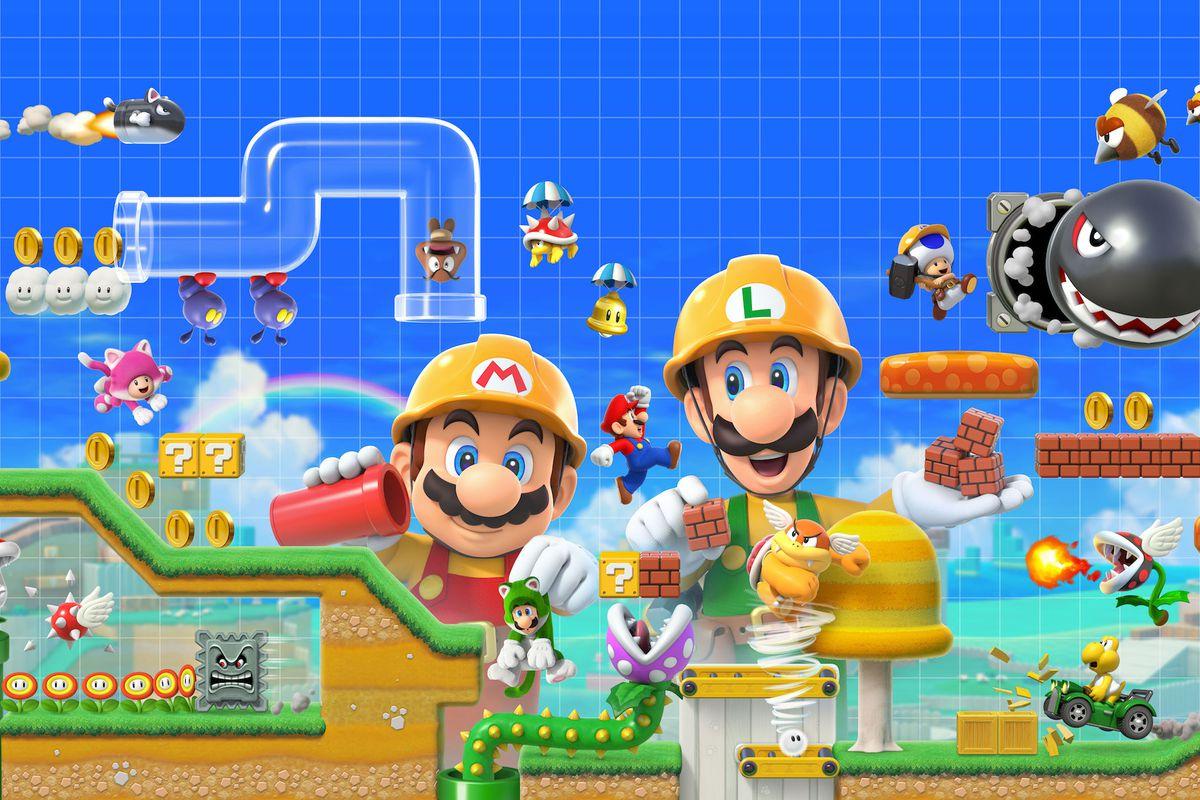 Nintendo E3 2019 Mario Maker
