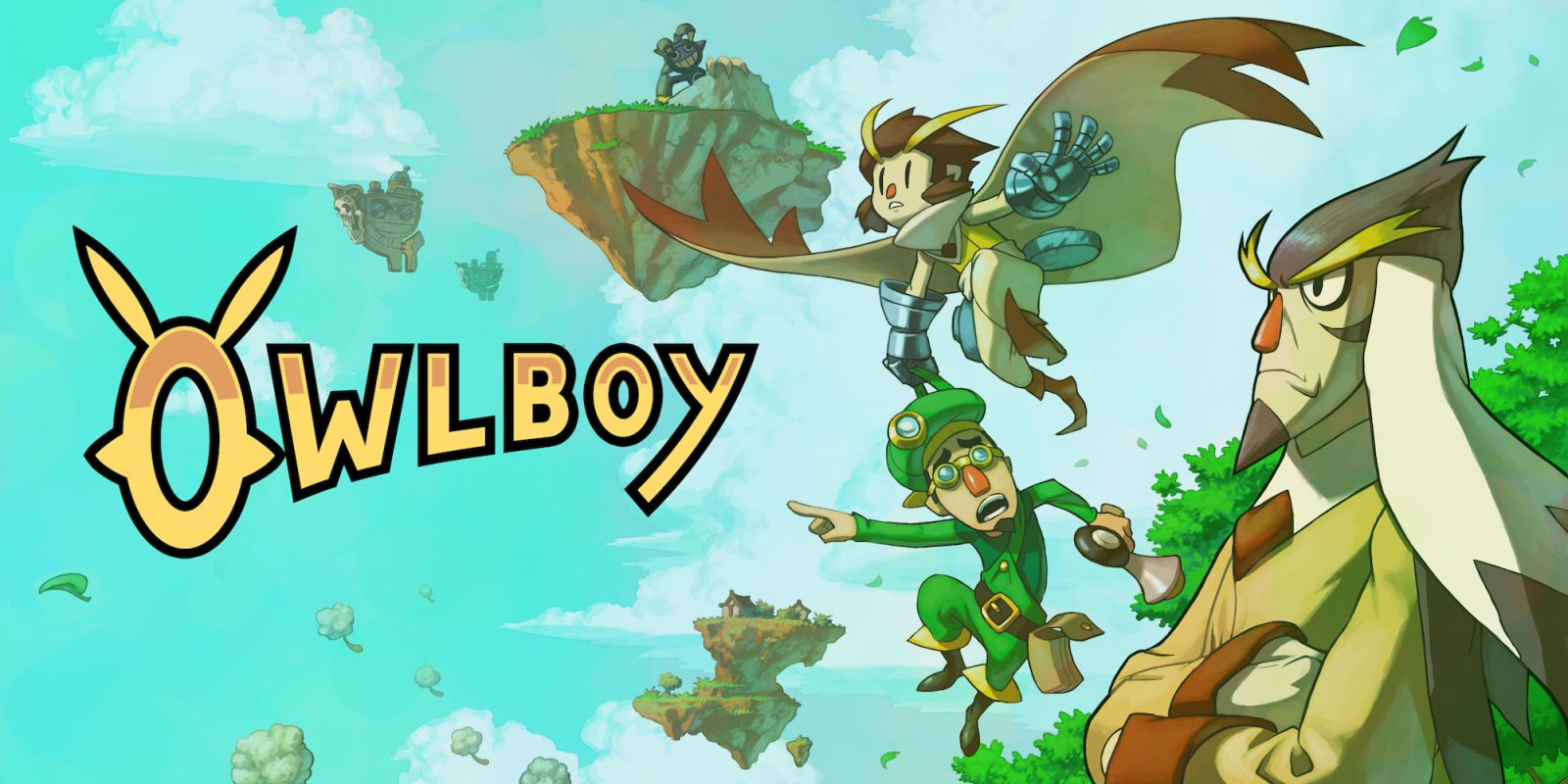 Today's Best Game Deals: Owlboy $15, Super Mario Party $45, more
