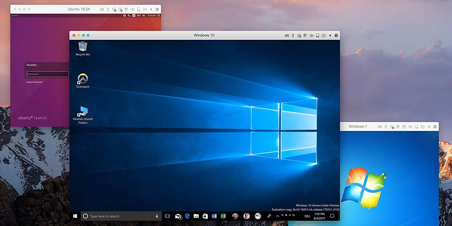 Run Windows on your Mac w/ Parallels Desktop 13 at $38 (Perpetual license, Reg. up to $50)