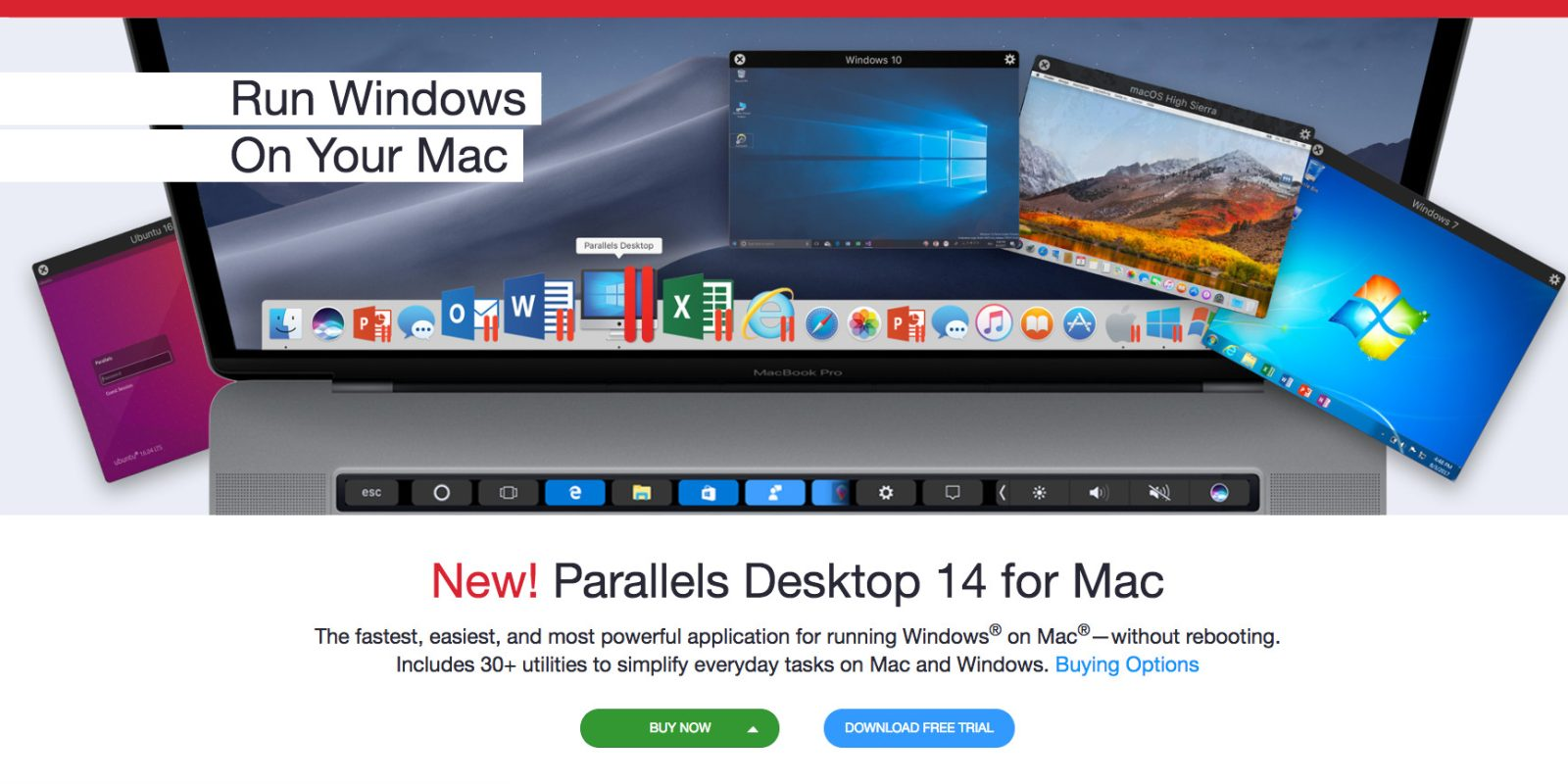 Run Windows on your Mac with Parallels, now 10% off perpetual