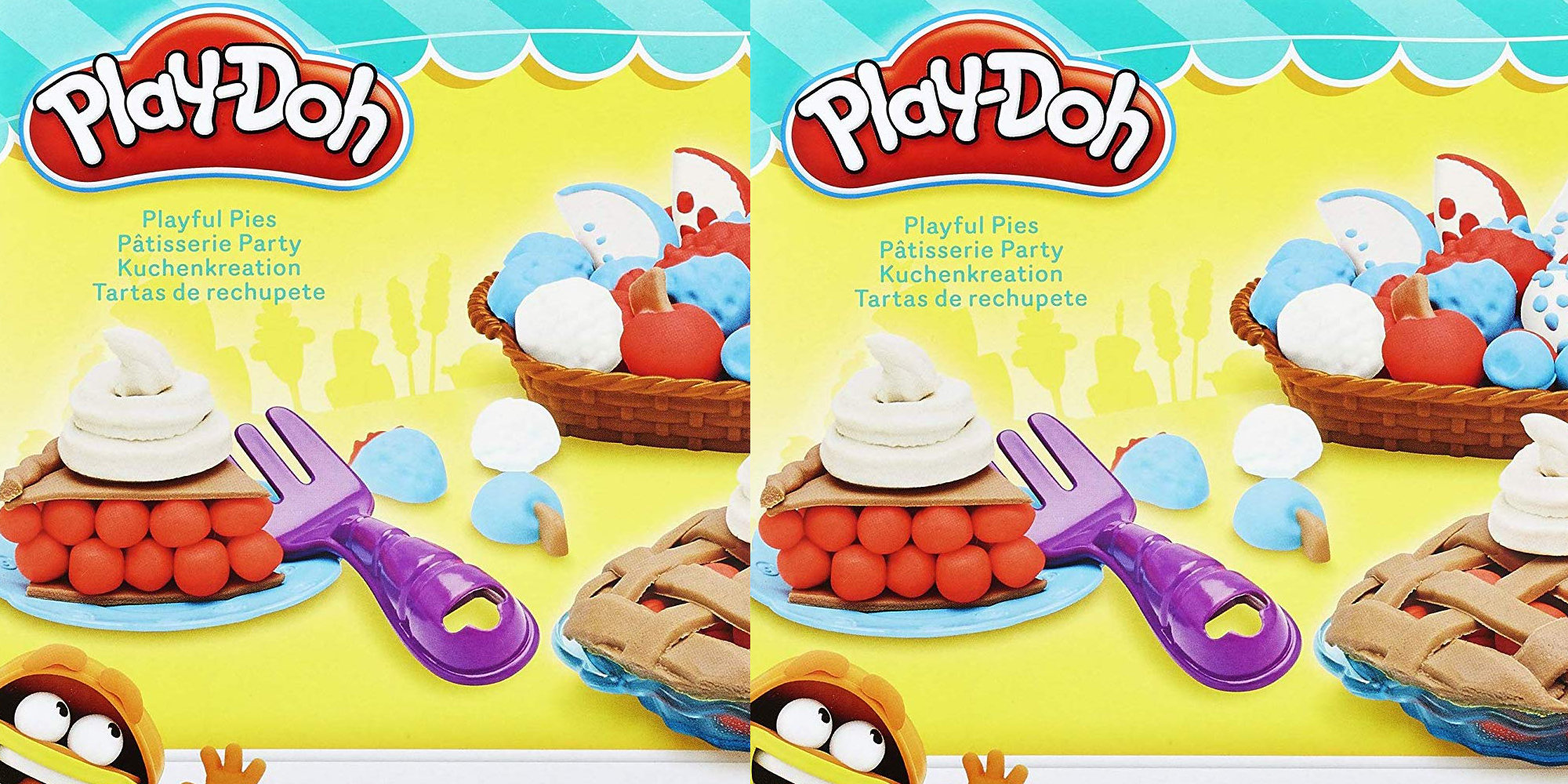 Scratch your next toddler gift off the list w/ this Play-Doh Playful Pies Set for $7 (30% off)