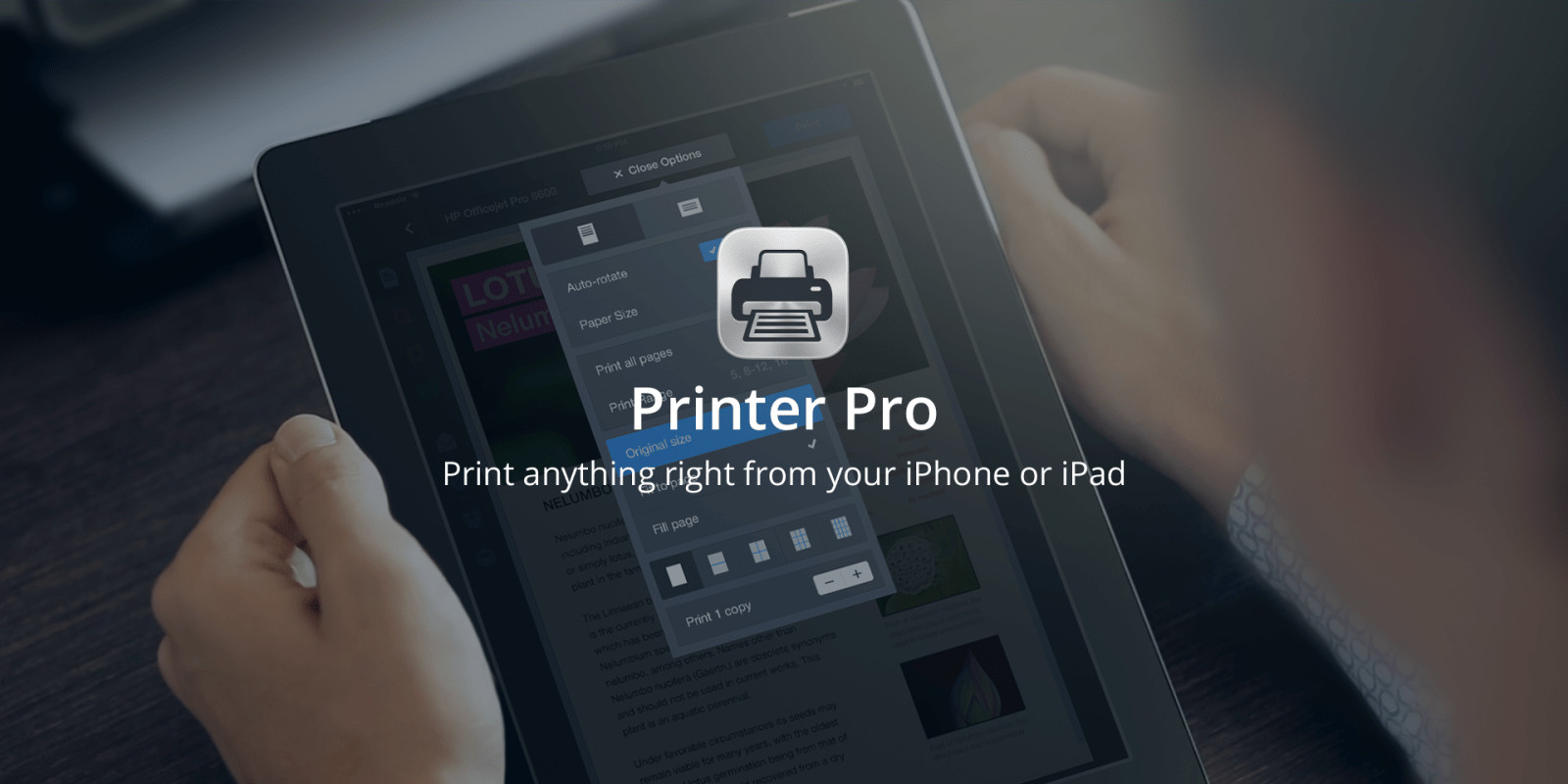 Readdle's popular Printer Pro for iOS goes FREE for the first time in years (Reg. $7)