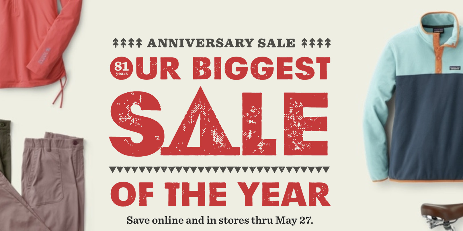 REI Anniversary Sale takes 50% off Patagonia, Marmot, The North Face & more from $19