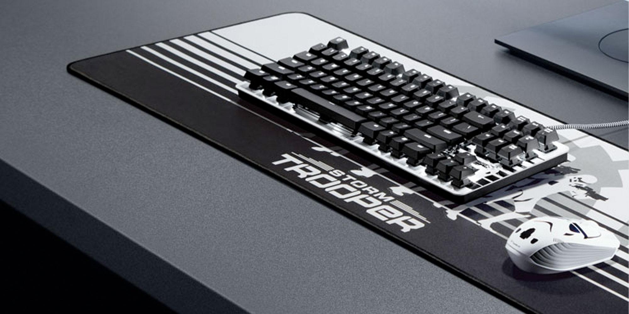 razer stormtrooper edition keyboard