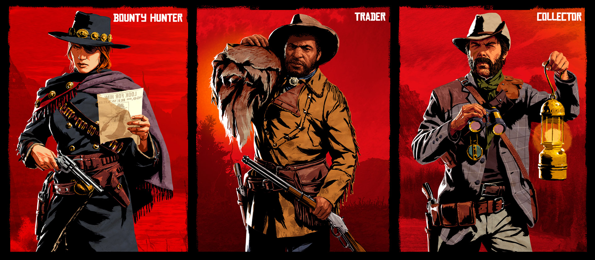Red Dead Online role-playing systems on the way!