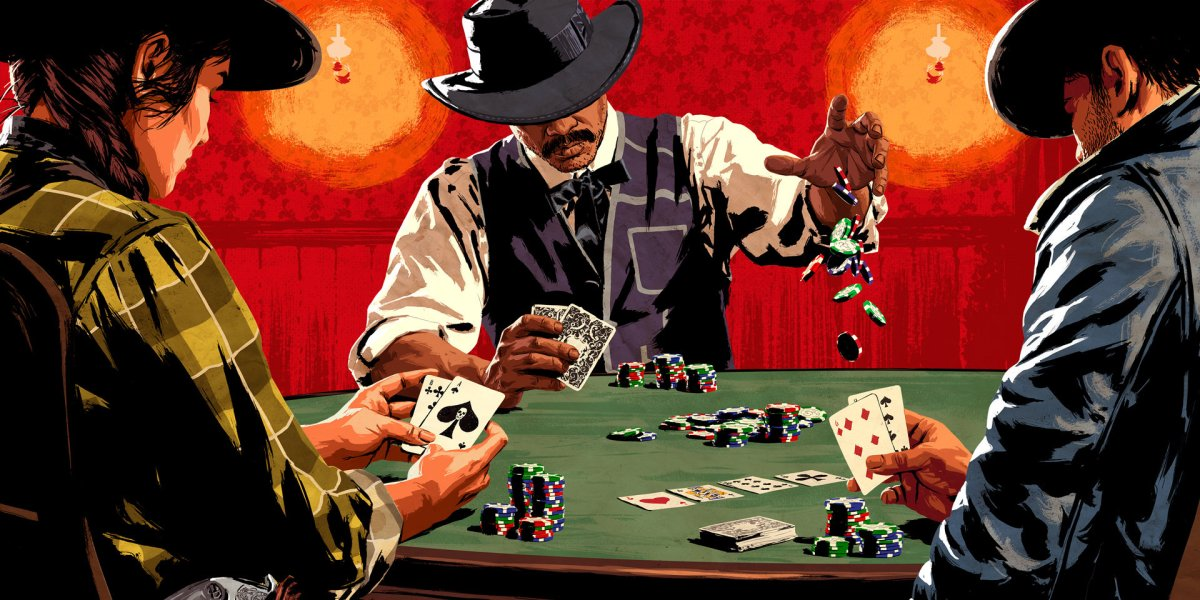Red Dead Online role-playing systems plus poker and much more