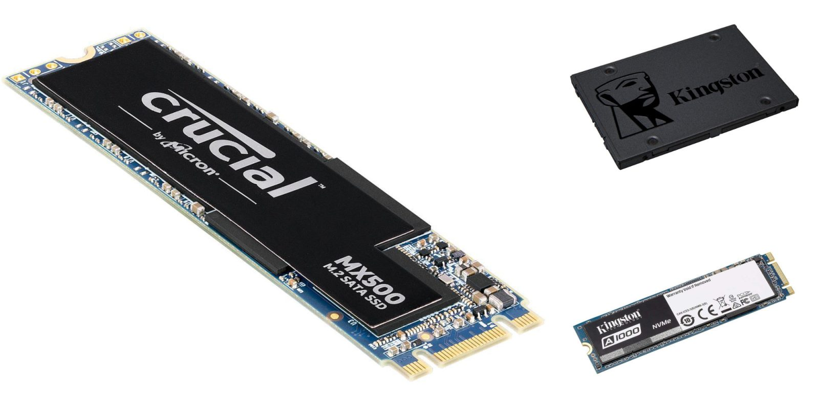 Boost PC performance w/ Crucial's 500GB NVMe SSD at $60 (Reg. $70), more from $27