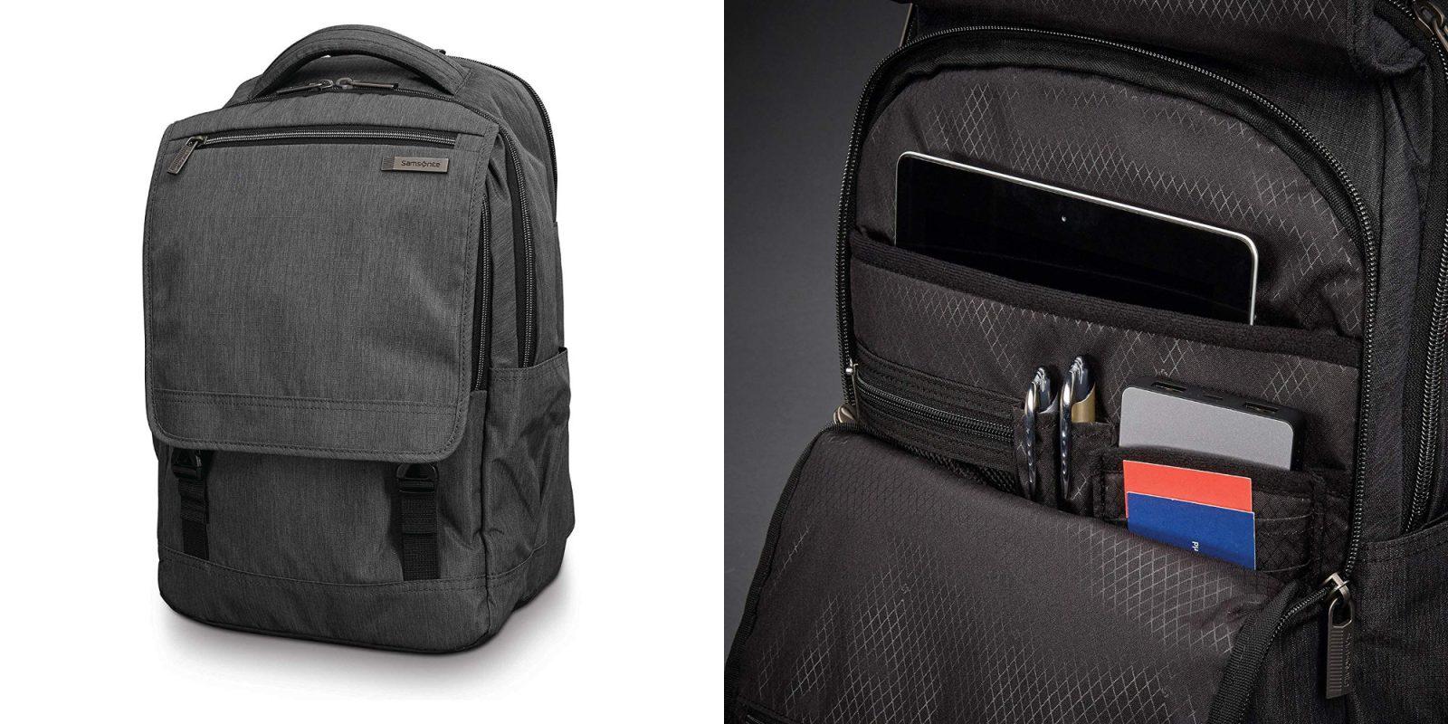 Stow an iPad + MacBook in Samsonite's Modern Paracycle Backpack: $63 (30% off)