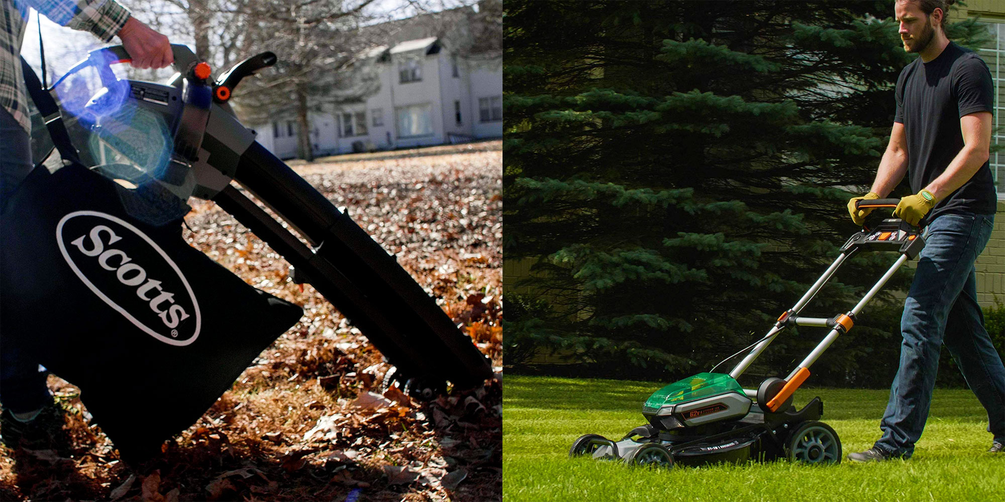 Electric yard tools, fertilizer, weed killer, and more highlight Amazon's Gold Box, w/ prices from $4.50
