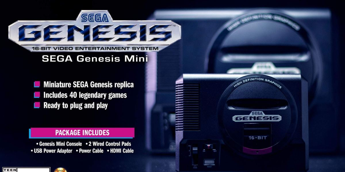 Sega Genesis Mini console - 10 more games get announced