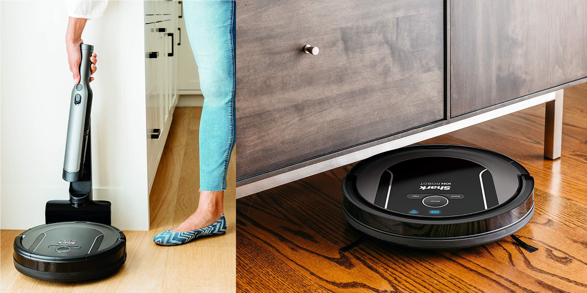 Bring Home Shark S Ion S87 Alexa Enabled Robot Vacuum And