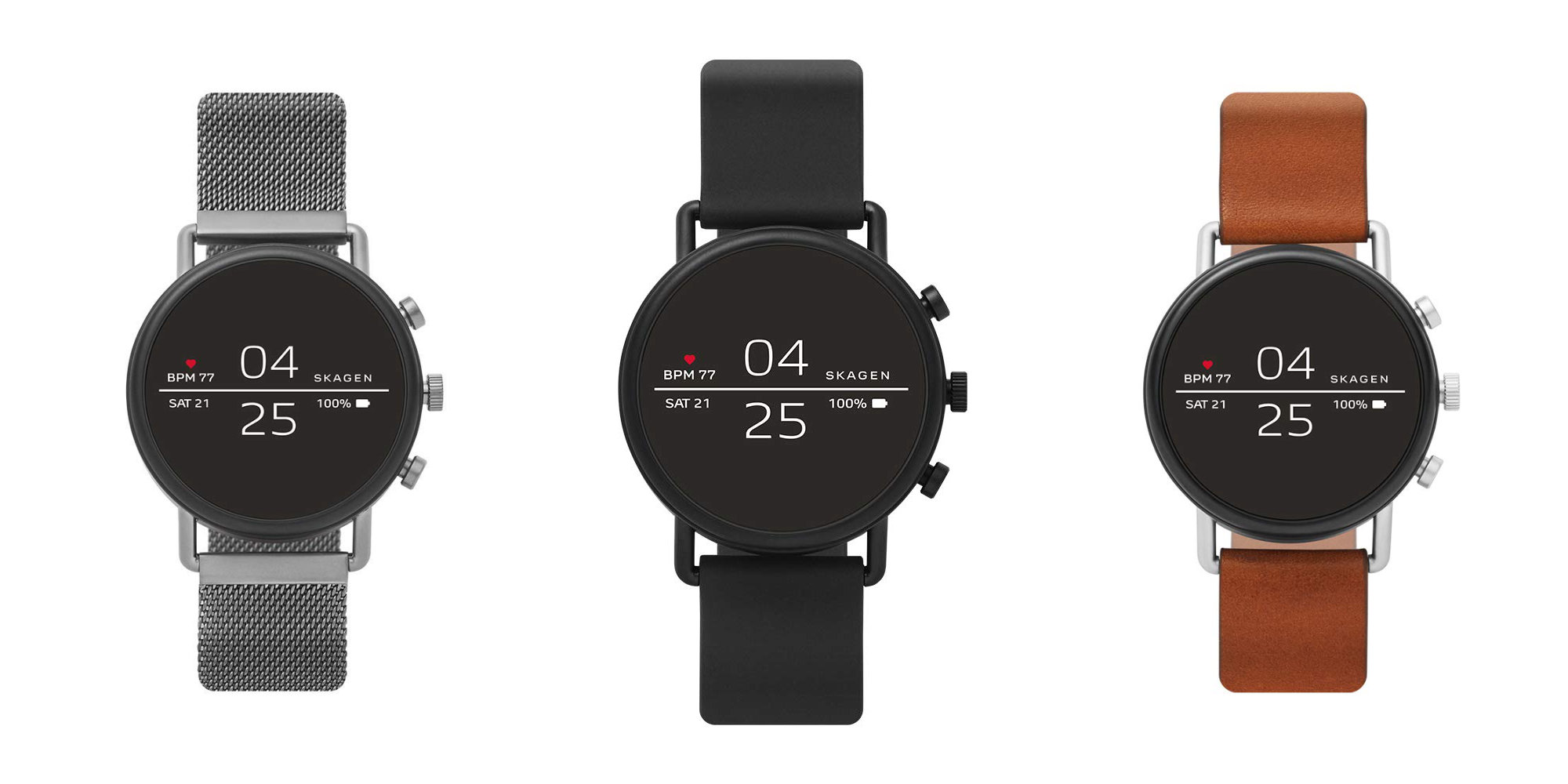 Skagen's Wear OS powered Falster 2 Smartwatch sees a significant price drop: $199 (Reg. up to $295)