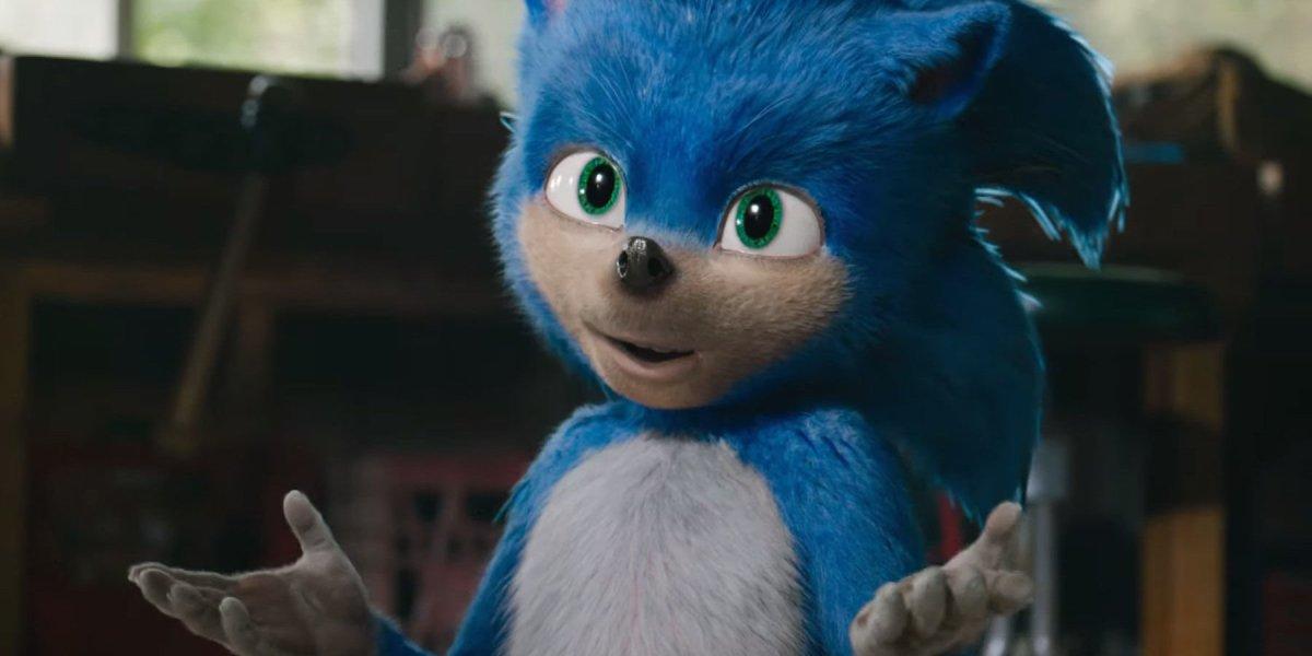 Sonic The Hedgehogmovie gets visual overhaul