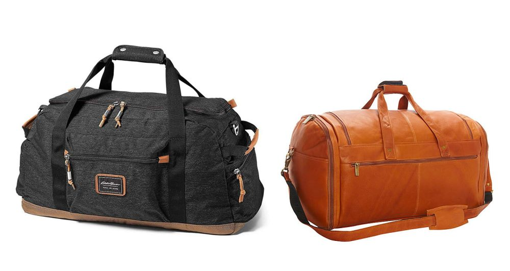 49710e4d6a37a7 Be sure to carry these top duffel bags on your next weekend getaway under  $150