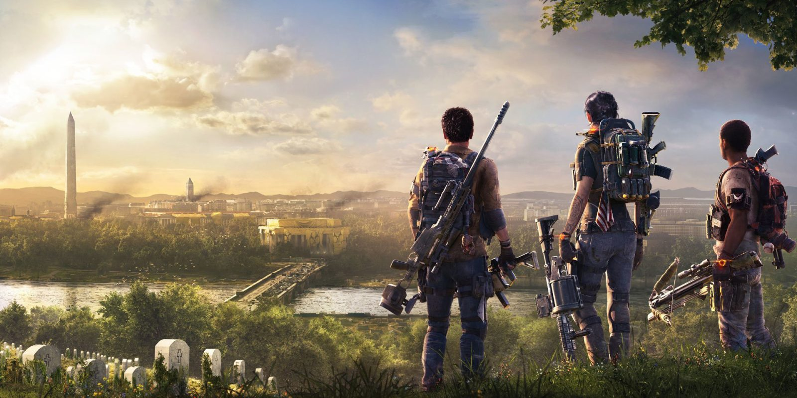 Today's Best Game Deals: The Division 2 $17, Batman Enemy Within $20, more